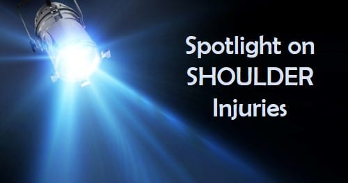 Spotlight on Shoulder Injuries