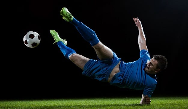 Acute injuries on the sports field