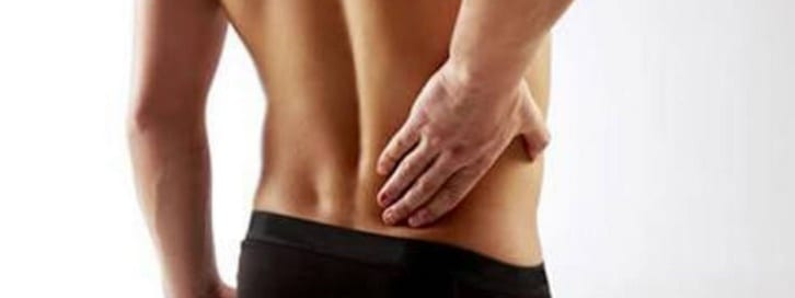 Lumbar Disc Injury can cause Lower Back Pain