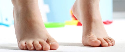 Sever's Disease and Heel Pain